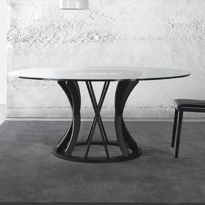 Doylan 28.7 Dining Table Size: 28.7 x 51.2 x 51.2