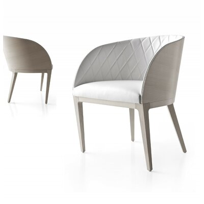Hudson Upholstered Dining Chair Upholstery Type: Eco-Leather