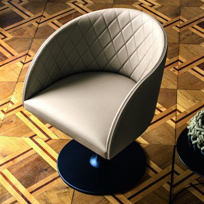 Hudson Arm Chair in Eco-Leather
