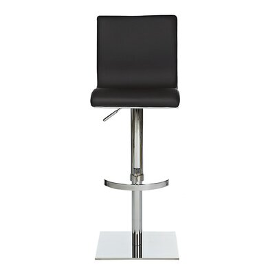 Rest Adjustable Height Swivel Bar Stool