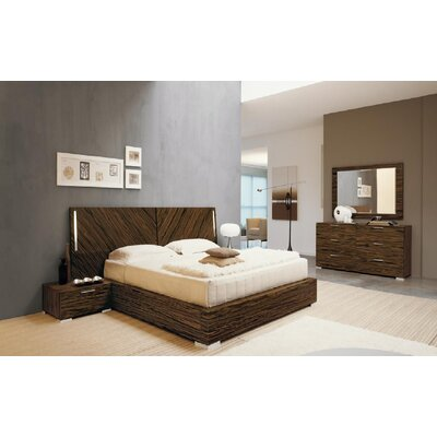 Webb Panel Configurable Bedroom Set