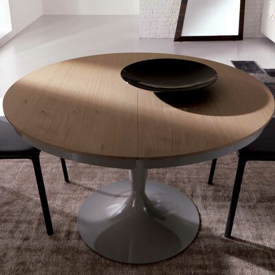 Elise Extendable Dining Table Finish: Natural