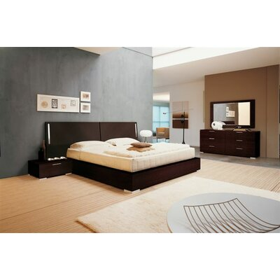 Enter Platform Configurable Bedroom Set