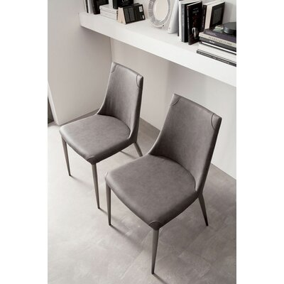 Susan Side Chair (Set of 2) Upholstery: White