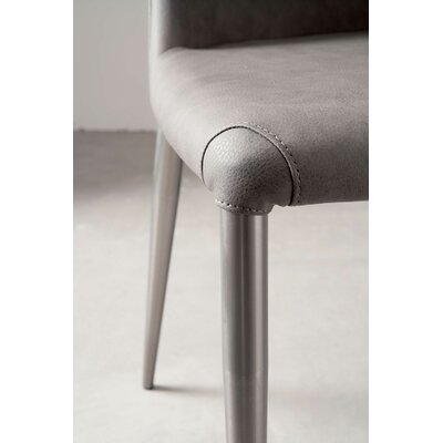 Susan Side Chair Upholstery: Gray