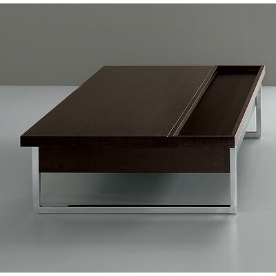Midtown Convertible Coffee Table Top Finish: Dark Oak