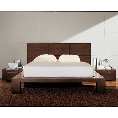 Soho Platform Bed Size: Queen