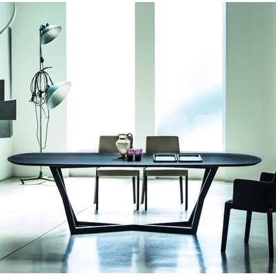 Belfast Dining Table Size: 28.7 x 39.7 x 78.7