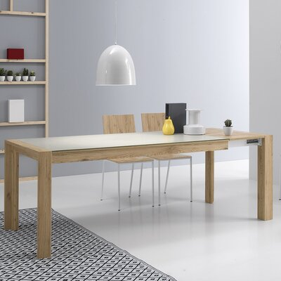 Mole Extendable Dining Table Size: 70.9 - 118.1 L x 35.4 W x 29.5 H
