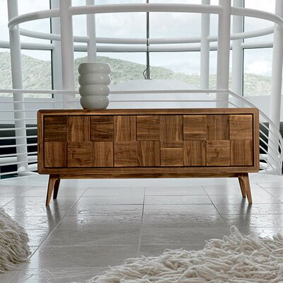 Adore Sideboard Color: Natural Walnut