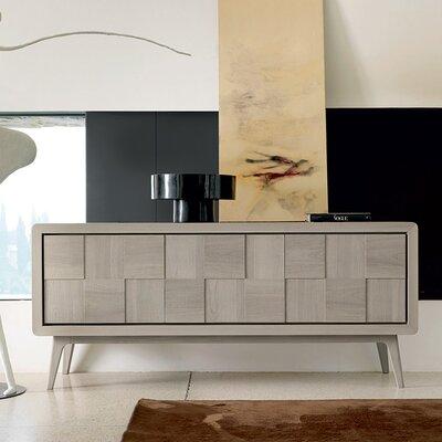 Adore Sideboard Color: Gray Walnut