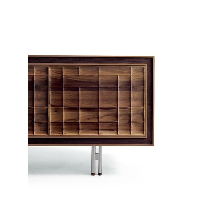 Aston Sideboard Color: Solid Walnut
