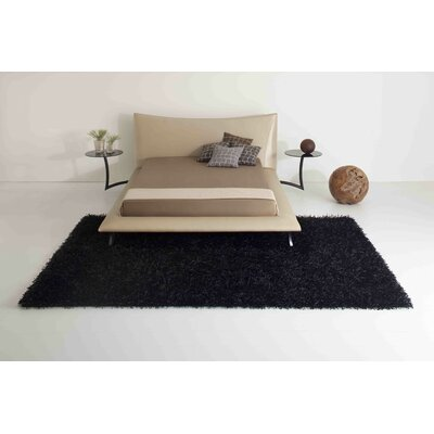 Moon Rug Rug Size: 53 x 8, Color: Galveston Gray