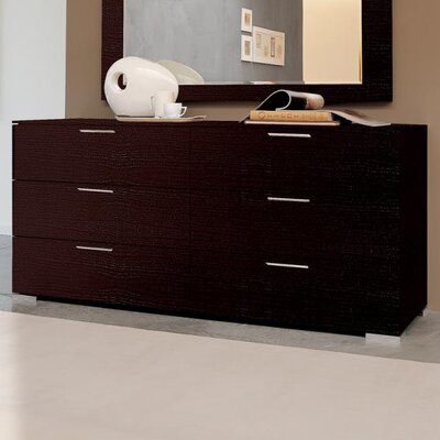 Bad credit financing Enter 6 Drawer Double Dresser...