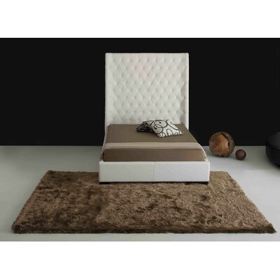 Nata Area Rug Rug Size: 66 x 10, Color: Dark Brown