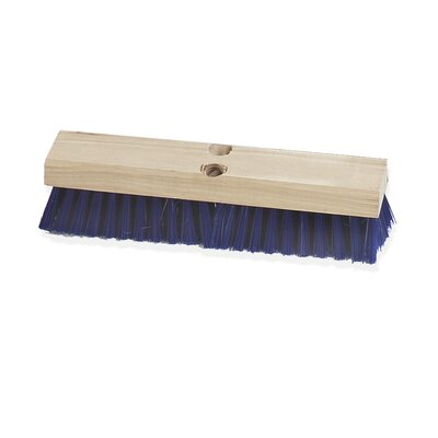 Flo-Pac Stiff Polypropylene Deck Scrub (Set of 12)