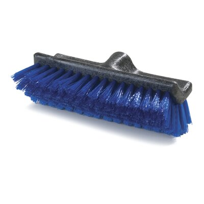 Flo-Pac Dual Surface Floor Scrub with Polypropylene Bristles (Set of 12)