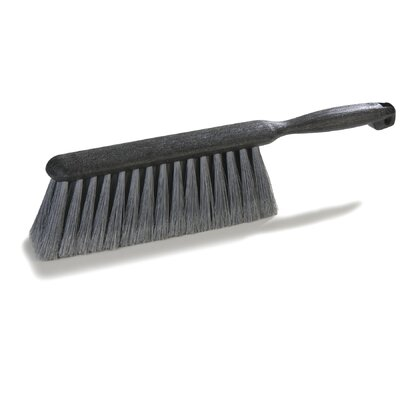 Flo-Pac Flagged Counter Brush (Set of 12) Color: Gray