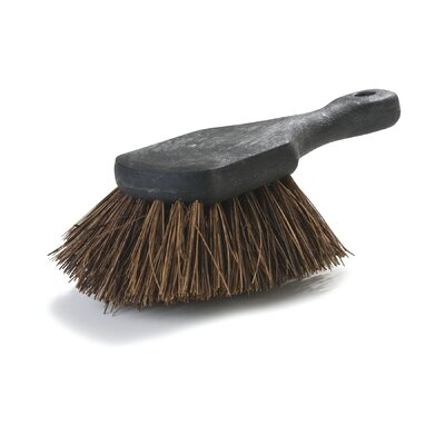 Sparta Utility Scrub Brush with Stiff Palmyra Bristles (Set of 12) Size: 20