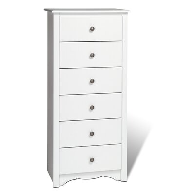Loan for furniture Monterey 6 Drawer Lingerie Chest Fi...