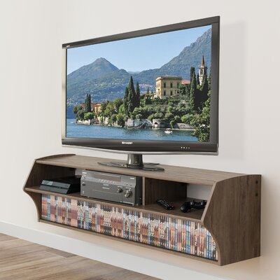 Reuben 58 TV Stand Color: Drifted Gray