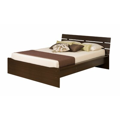 Furniture financing Avanti Platform Bed Size: Queen, Fi...