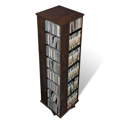 Pinevalley Large 4-sided Multimedia Revolving Tower