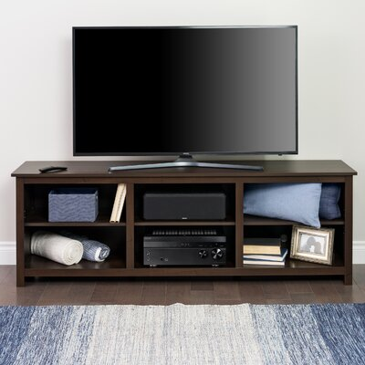 Norristown 72 TV Stand Color: Espresso