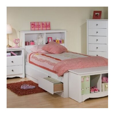 Hayman Platform Configurable Bedroom Set