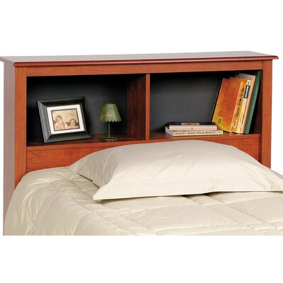 Furniture financing Monterey Bookcase Headboard Finish:...