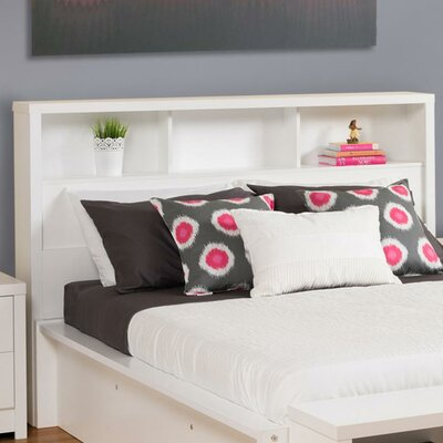 Calla Bookcase Headboard Size: Double/Queen