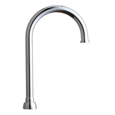Rigid Swing Plain End Gooseneck Spout Faucet