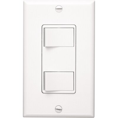 Electronic Variable Speed Control Wall Switch