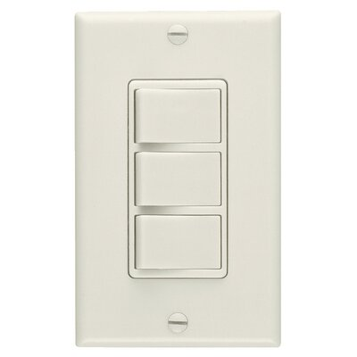 3-Function Control Color: Ivory