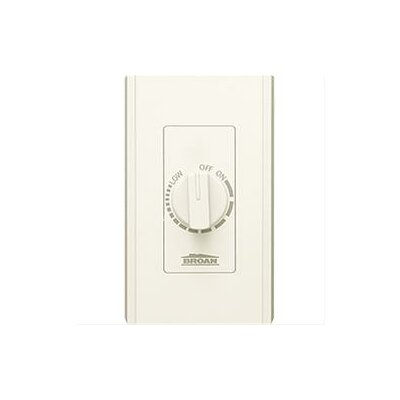 Electronic Variable Speed Control Color: Ivory