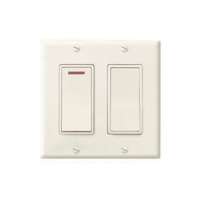 2 Function Control Color: Ivory