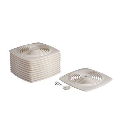 Grille / Knob Utility Fan