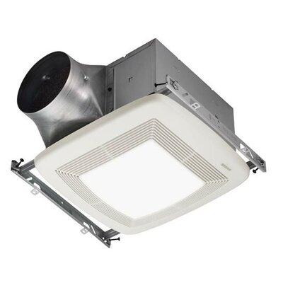 Ultra X1 Multi-Speed Series Ceiling Fan Light Airflow Rate: 110 CFM
