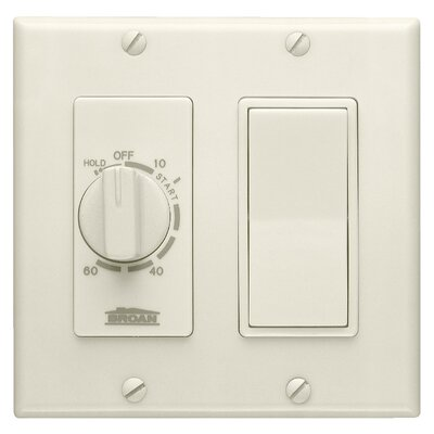 60 Minute Time Control Color: Ivory