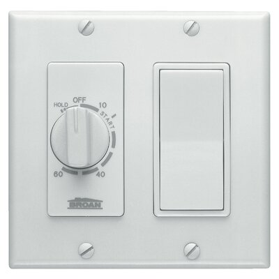 60 Minute Time Control Color: White