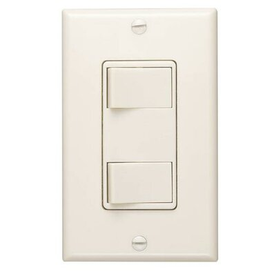 2-Function Control Color: Ivory