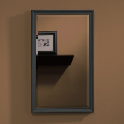 Studio V Frame Finish: Oil Rubbed Bronze, Size: 35 H x 15 W x 4 D