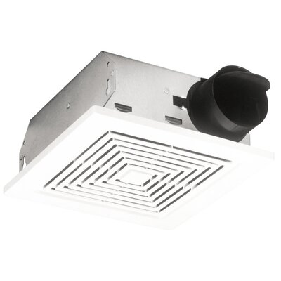 Broan Nutone 60 CFM Ceiling/Wall Mount Bathroom Exhaust Fan at Sears.com