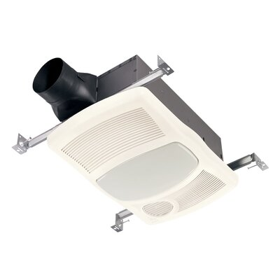 Broan Nutone Bathroom Exhaust Fan and Heater with Light | Wayfair