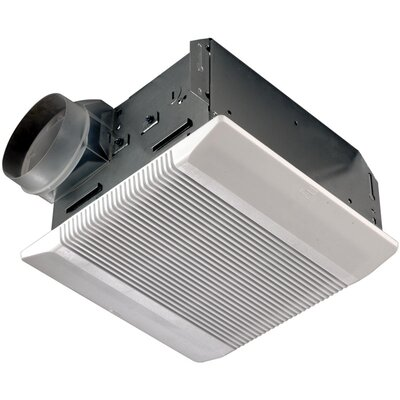 Aero Pure Very Quiet Bathroom Ventilation Fan | Wayfair