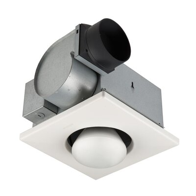 Heater 70 CFM Bathroom Fan