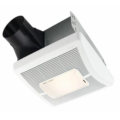 InVent Single-Speed 110 CFM Bathroom Fan with Light