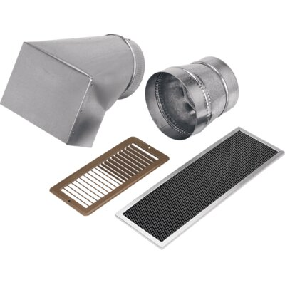Broan 357NDK Non-Ducted Recirculating Kit for Model PM390 Insert 538192