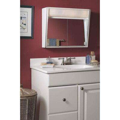 Broan Nutone Specialty Flair Surface Mount Cabinet in White Baked Enamel at Sears.com