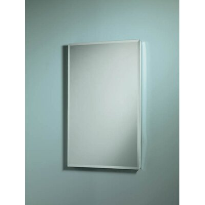 Horizon Single Door 16 x 20 Recessed Medicine Cabinet